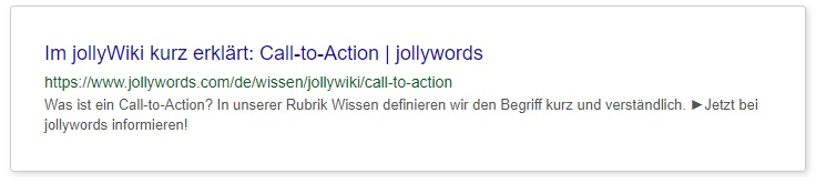 Call to Action, google Ads Sipped