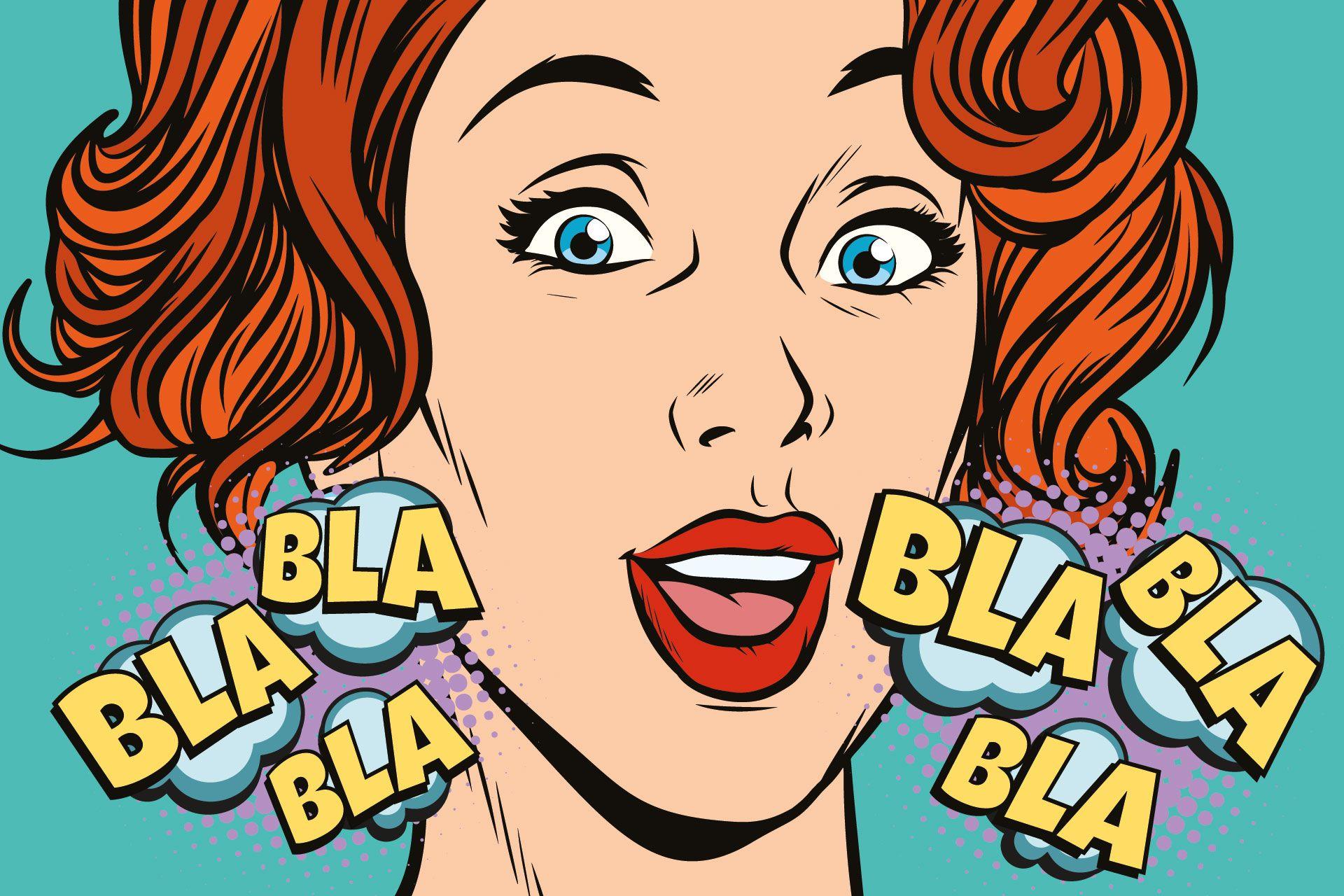 Füllwörter: Worthülsen oder bewusstes Stilmittel?