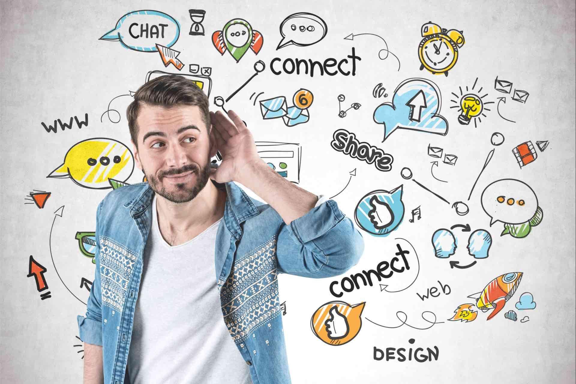 Unsere Leistung: Webdesign