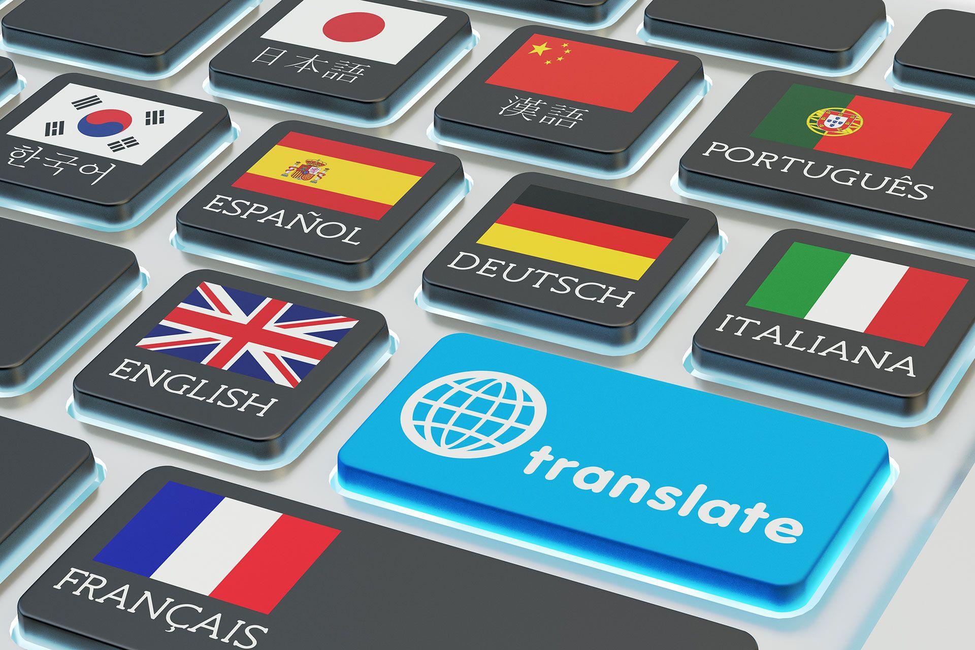 Die 5 Phasen eines Übersetzungsauftrags